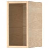 ТУТЕМО Открытый шкаф, ясень, 20x37x40 см