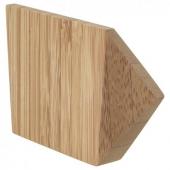 СКУГГИС Крючок, бамбук, 9.8x5.7 см