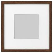 ХОВСТА Рама,классический коричневый