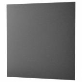 СИББАРП Настенная панель под заказ, черный под камень, ламинат, 1 м²x1.3 см