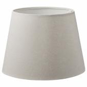 СКОТТОРП Абажур, светло-серый, 42 см