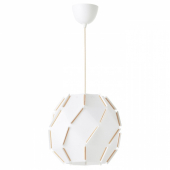 ШЁПЕННА Подвесной светильник, круглой формы, 35 см