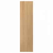 ЭКЕСТАД Накладная панель, дуб, 62x240 см