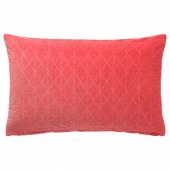 ГРАСИОС Чехол на подушку, розовый, 40x65 см