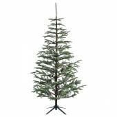 ВИНТЕР 2020 Растение искусственное, д/дома/улицы, рождественская елка зеленый, 210 см