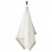 ВИКФЬЕРД Полотенце, белый, 50x100 см