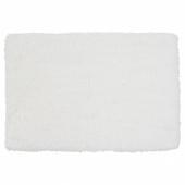 АЛЬМТЬЕРН Коврик для ванной, белый, 65x100 см