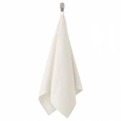 ВОГШЁН Полотенце, белый, 50x100 см