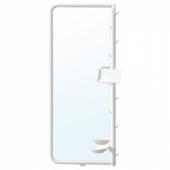 МЁЙЛИГХЕТ Зеркало, белый, 34x81 см