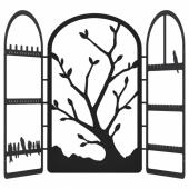 АКРОБАТИСК Подставка для украшений, черный, 20x38 см