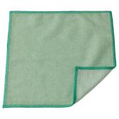 РИННИГ Салфетка кухонная, зеленый, 25x25 см