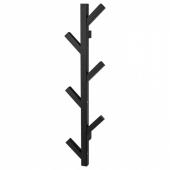 ЧУСИГ Вешалка, черный, 78 см