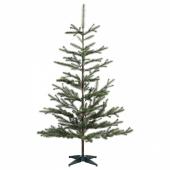 ВИНТЕР 2020 Растение искусственное, д/дома/улицы, рождественская елка зеленый, 170 см