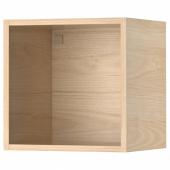 ТУТЕМО Открытый шкаф, ясень, 40x37x40 см