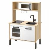 ДУКТИГ Детская кухня, береза, 72x40x109 см