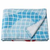 СПОРТСЛИГ Банное полотенце, рисунок «бассейн», 70x140 см