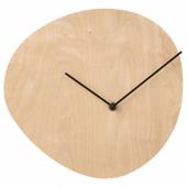 СНАЙДАРЕ Настенные часы, березовая фанера, 28 см