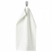 ФЛОДАРЕН Полотенце, белый, 30x50 см