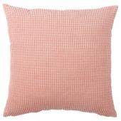 ГУЛЛЬКЛОКА Чехол на подушку, розовый, 50x50 см