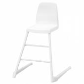 ЛАНГУР Детский стул, белый